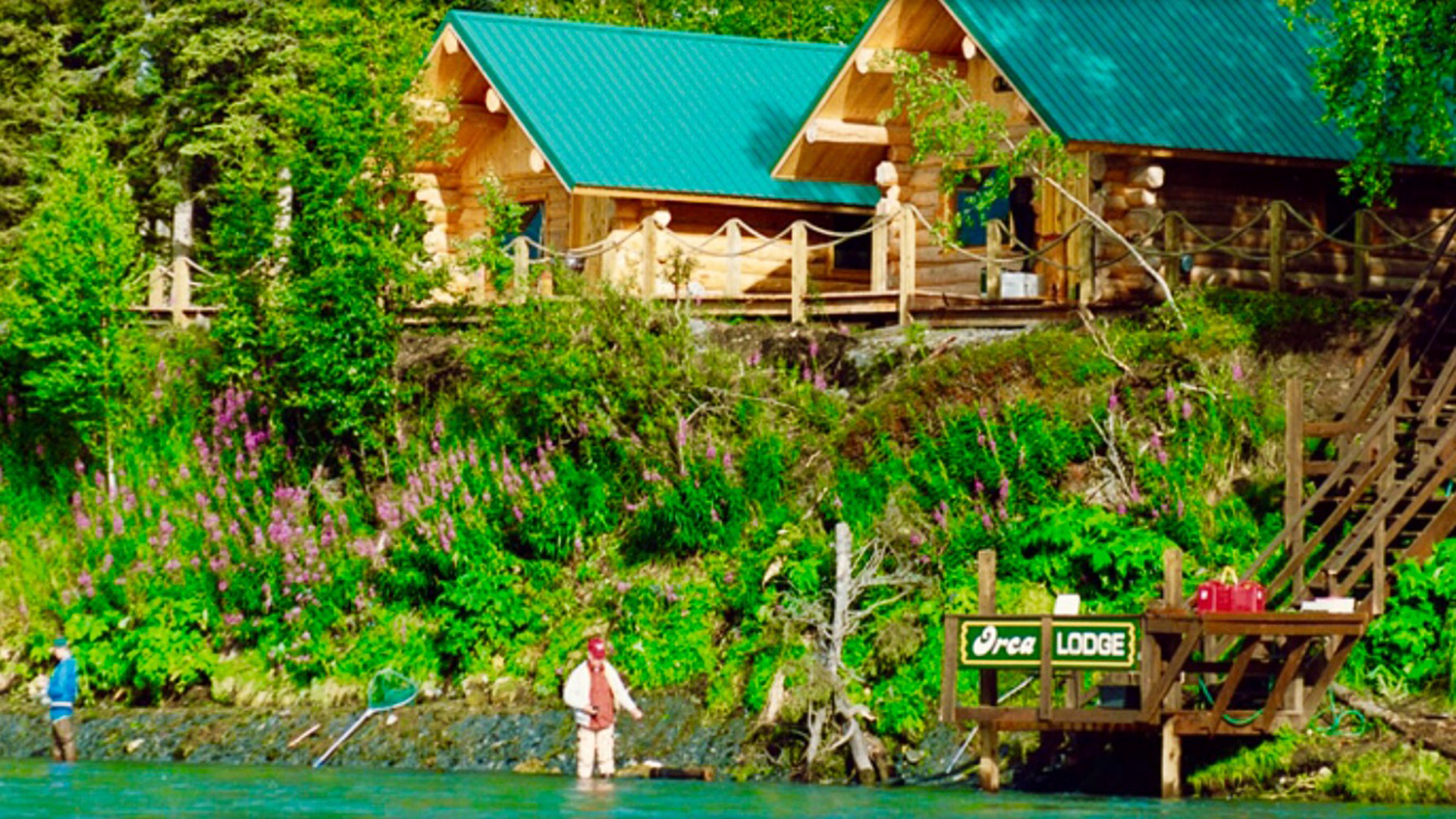 Welcome to Orca Lodge!