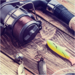 Rent Fishing Equipment