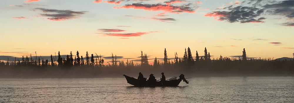 Skilak-Drift-Boat-Sunrise-min