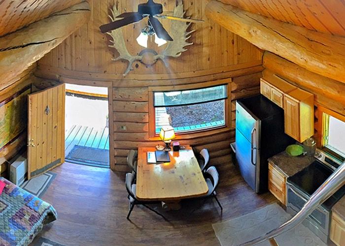 Orca Inside Cabin